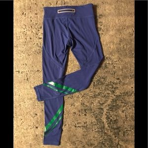 Tory Burch Chevron Full Length Legging S